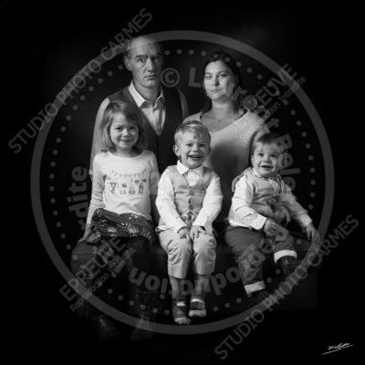 Famille Rouvière